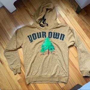 Men's Zara hoodie
